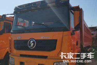 二手自卸车 陕汽重卡 430马力图片